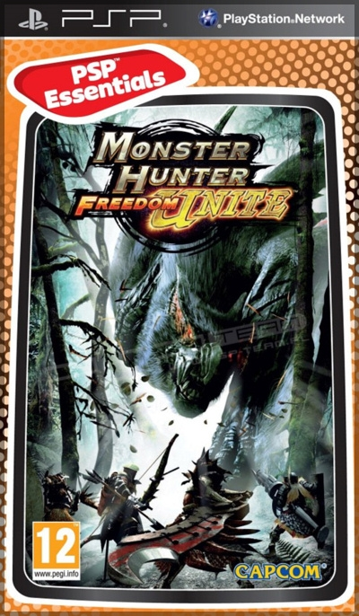 Monster Hunter Freedom Unite wyląduje w PSP Essentials (+